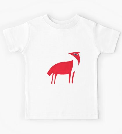 Fox pattern Kids Clothes