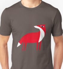 Fox pattern T-Shirt