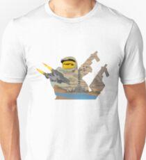 Halo 2 : Master Chief Vector Unisex T-Shirt