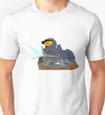 Halo 3 : Master Chief Vector Unisex T-Shirt