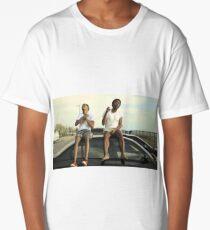 CHILDISH GAMBINO AND CHANCE THE RAPPER Long T-Shirt