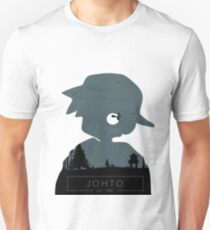 Johto Region- Silver vers. T-Shirt