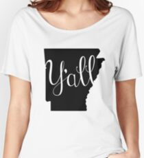 Arkansas Y'all Women's Relaxed Fit T-Shirt
