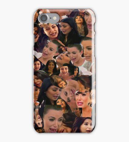 Kim kardashian crying gifts merchandise redbubble - Kim kardashian crying collage ...