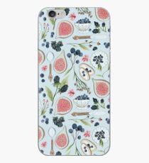 Blueberry Breakfast iPhone Case