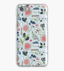 Blueberry Breakfast iPhone Case/Skin