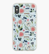 Blueberry Breakfast iPhone Case