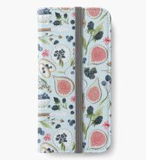 Blueberry Breakfast iPhone Wallet/Case/Skin