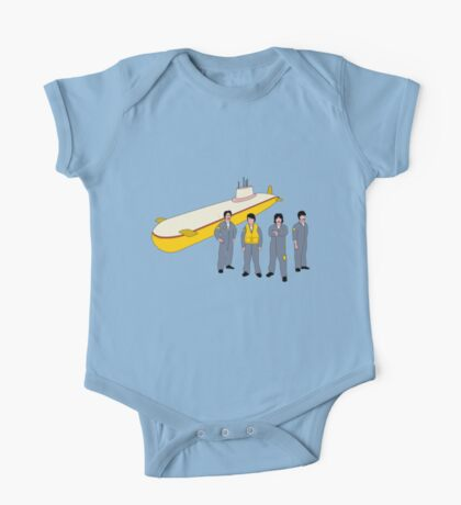 Yellow Submarine Kids Clothes
