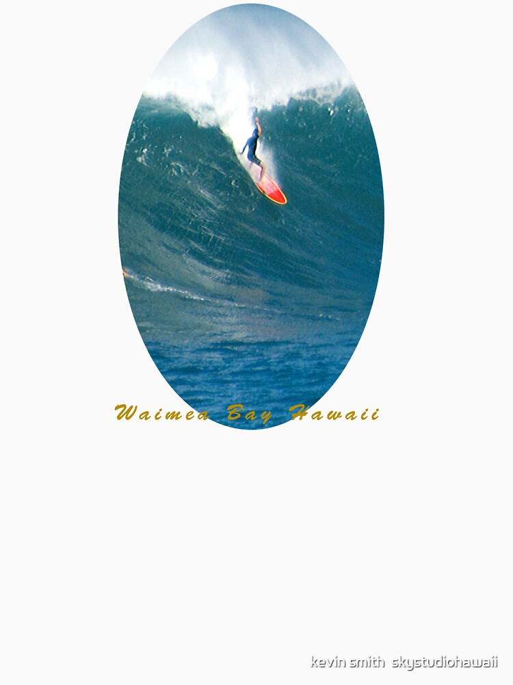 Waimea Bay Boogaloo by skystudio