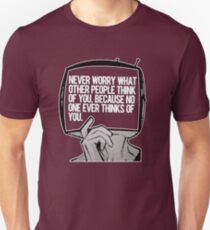 never worry Unisex T-Shirt