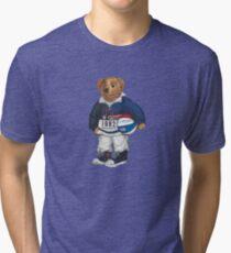 POLO STADIUM BEAR Tri-blend T-Shirt