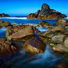 Canal Rocks, Southern Channel. by Scott  Cook©
