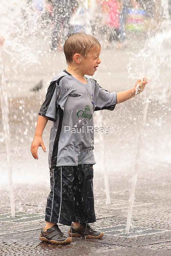 Wet Wet Wet by Paul Reay