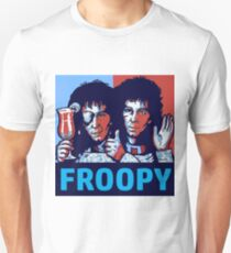 FROOPY - HITCHHIKERS GUIDE TO THE GALAXY Unisex T-Shirt