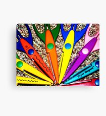 Paper Shapers Canvas Print