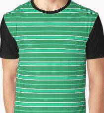 St Patrick's Stripes Graphic T-Shirt