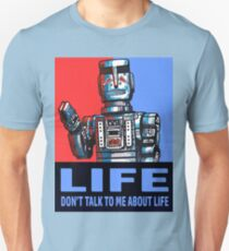 MARVIN THE PARANOID ANDROID - HITCHHIKERS GUIDE TO THE GALAXY Unisex T-Shirt