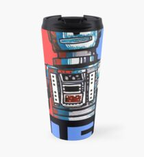 MARVIN THE PARANOID ANDROID - HITCHHIKERS GUIDE TO THE GALAXY Travel Mug