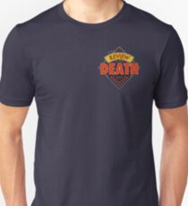 The Review of Death 'Diamond' Logo Unisex T-Shirt