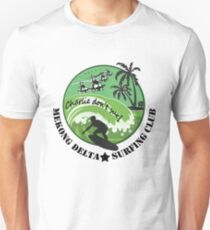 MEKONG DELTA SURF CLUB (ARMY ISSUE) 2 Unisex T-Shirt