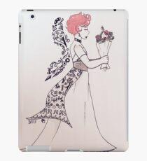 Design dress iPad Case/Skin