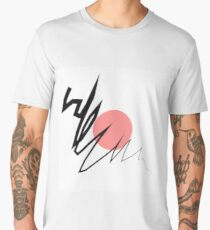 Minimal Art 2 Men's Premium T-Shirt