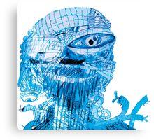 FNAF - ENNARD - BLUE