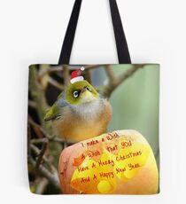 I Make A Wish... - Silver-Eye - NZ Tote Bag