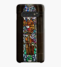 Stained Glass Window Case/Skin for Samsung Galaxy