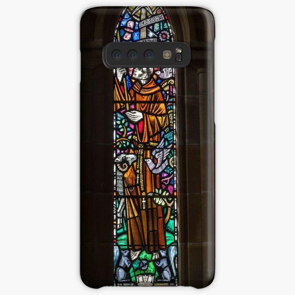 Stained Glass Window Case & Skin for Samsung Galaxy