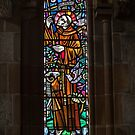 Stained Glass Window by TonySlattery