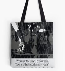 The Boy Who Blocked His Own Shot Tote Bag