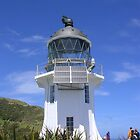 Lighthouse at Cape Reinga (2) by lezvee