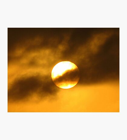 Solar Shroud Photographic Print