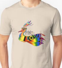 Love - LGBTQ Pride Apparel Unisex T-Shirt
