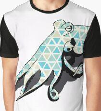 Seafoam octopus Graphic T-Shirt