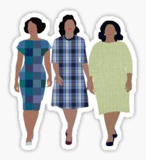 Hidden Figures Sticker