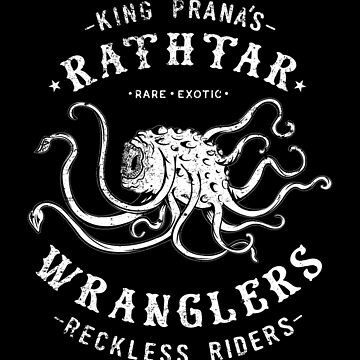 Rathtar Wranglers by jlanedesign
