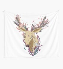 Deer Wall Tapestry