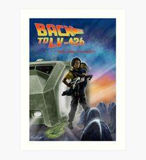 Back To LV-426 Art Print
