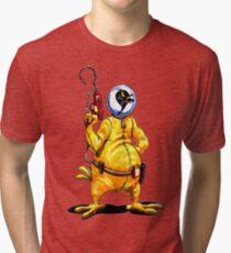 Psy-Crow Tri-blend T-Shirt