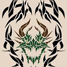 Endless Thorn Caehldir by drakenwrath