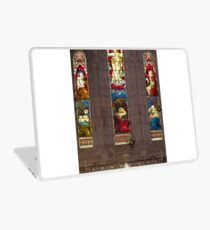 Stained Glass Window Laptop Skin