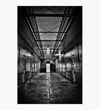 Incarceration Photographic Print