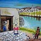 Paesaggio siciliano by Loredana Messina