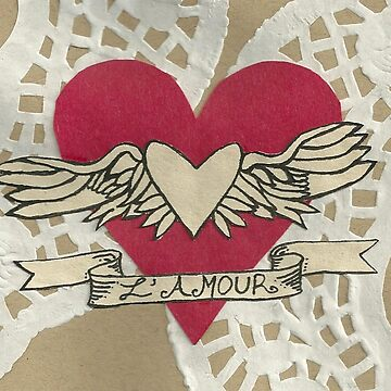 L'AMOUR by WillowTeaHouse