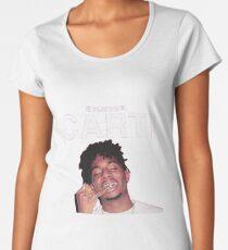 Camiseta premium para mujer carti playboi