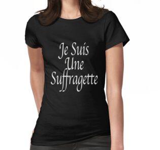 c29dd18d Camisetas premium para hombre «Je Suis Une Suffragette camiseta» de ...