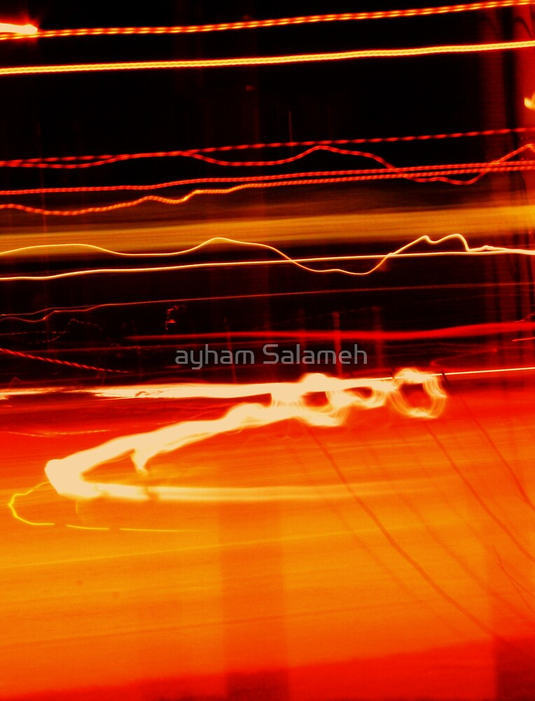 Dancing Street  by ayham Salameh
